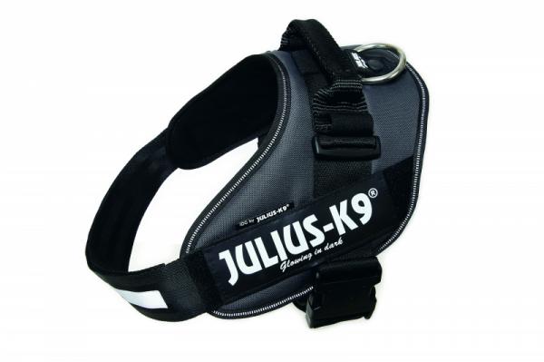 Julius K9 IDC Powertuig Maat 2 Antraciet