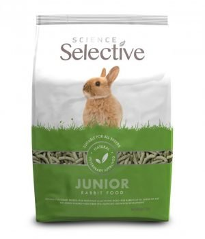 Supreme science selective junior konijn 1,5 kg