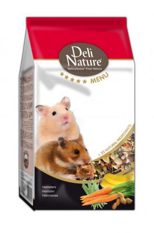 Deli Nature 5* menu goudhamster