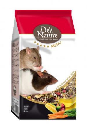 Deli Nature 5* menu rat