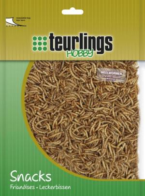 Teurlings Meelwormen 200 gr