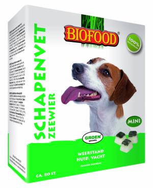 Biofood Schapenvet Zeewier mini