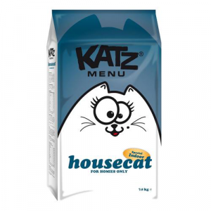 Katz Menu Housecat