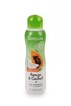Tropiclean Papaya Coconut Shampoo & Conditioner
