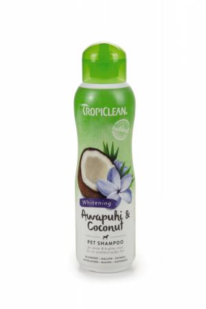 Tropiclean Awapuhi Coconut Shampoo
