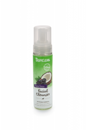 Tropiclean Facial Cleaner
