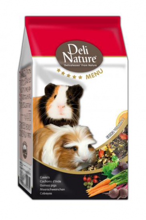 Deli Nature 5* menu cavia