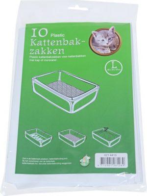 Kattenbakzakken 10 stuks