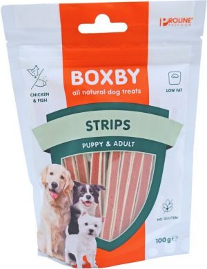 Proline Boxby Strips
