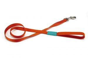 Beeztees Nylon Looplijn Uni Oranje