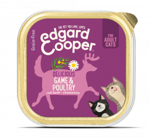 Edgard & Cooper Kat Kuipje Adult Wild&Gevogelte