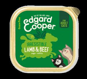 Edgard & Cooper Kat Kuipje Adult Lam&Rund