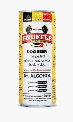 Snuffle Dog Beer - Hondenbier
