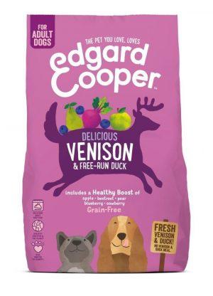 Edgard Cooper Vers hert & scharreleend 2,5kg