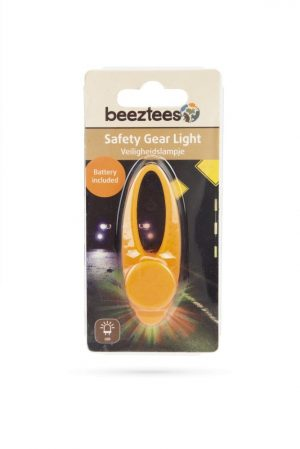 Beeztees Safety Gear siliconen veiligheidslampje Collite.