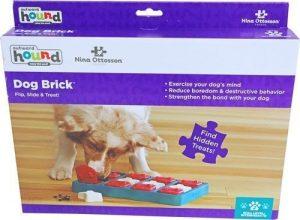 Nina Ottosson dog brick.