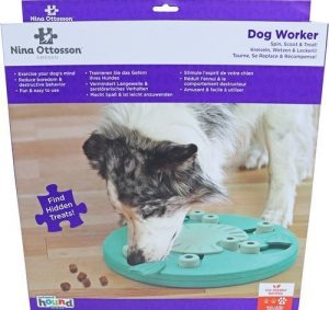 Nina Ottosson dog worker composite.