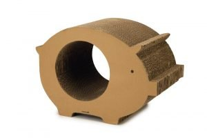 Beeztees Piggy - Krabspeelgoed - Karton - 50x30x35 cm