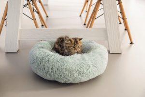 Beeztees Kitten Vako - Kattenmand - Pluche -  50 cm