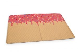Beeztees Oblie Koelmat - Hondenmat - Multi - 65x50 cm