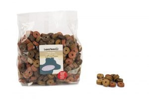 Beeztees Mjammies  Mix - Hondensnack - Voordeel - 1250 gram