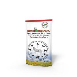 Farm Food Fresh Menu Rundvlees Compleet (zacht gestoomd)