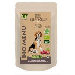 Biofood Organic rund menu hond
