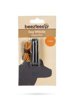 Beeztees - Hondenfluitje - 2 Tonen - Middel - 7x2 cm
