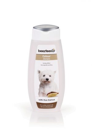 Beeztees Colour Shampoo Wit - Hondenshampoo - 300 ml