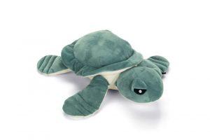 Beeztees Schildpad Daley - Pluche - Groen