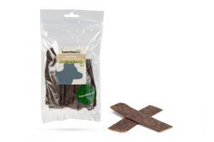 Beeztees Hertenstrips -150 gram
