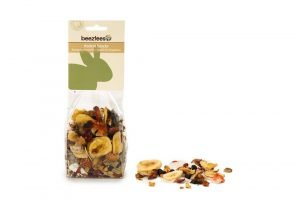 Beeztees Fruitmix - Knaagdierensnack - 120 gram