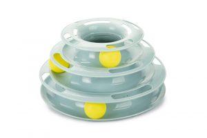 Beeztees Kitten Speeltoren Bo - Kattenspeelgoed - Plastic - Mint